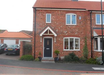 Thumbnail 3 bed semi-detached house for sale in Horseshoe Close, Grimsby, Lincolnshire