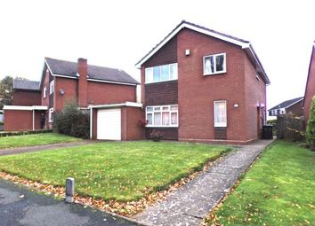 Thumbnail 4 bed detached house for sale in Carnoustie Close, Sutton Coldfield, West Midlands