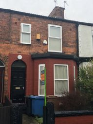 Thumbnail 5 bed terraced house for sale in Croft Street, Salford