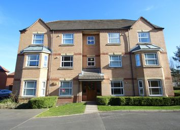Thumbnail 2 bed flat to rent in Fenwick Close, Backworth, Newcastle Upon Tyne
