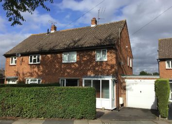 Thumbnail 3 bed detached house for sale in Wayford Close, Shrewsbury