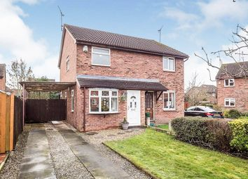 Thumbnail 2 bed semi-detached house for sale in Trefoil Close, Huntington, Chester