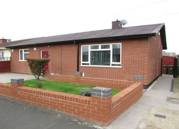 Thumbnail 3 bed bungalow for sale in Eden Dene, Scunthorpe
