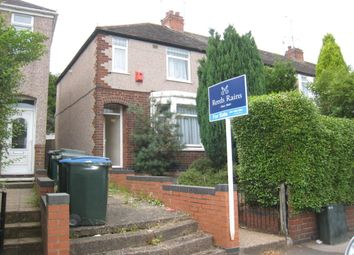 Thumbnail 2 bedroom terraced house for sale in Nuffield Road, Coventry