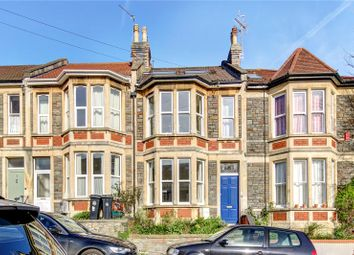 Thumbnail 4 bed terraced house for sale in Palmerston Road, Westbury Park, Bristol