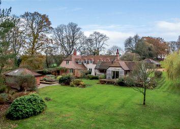 Thumbnail 4 bed detached house for sale in Enborne, Newbury, Berkshire