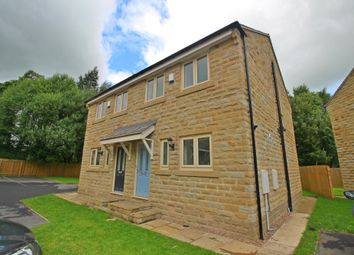 Thumbnail 3 bed semi-detached house to rent in Perseverance Place, Holmfirth