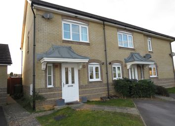 Thumbnail 2 bed end terrace house for sale in Wiltshire Crescent, Worting, Basingstoke