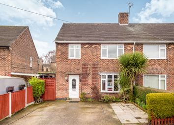 Thumbnail 4 bed semi-detached house for sale in Huxley Close, Nottingham