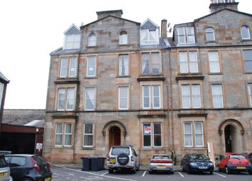 Thumbnail 1 bed flat for sale in George Square, Greenock