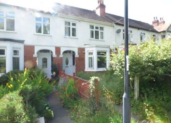 Thumbnail 3 bedroom terraced house for sale in Guphill Avenue, Coventry, West Midlands