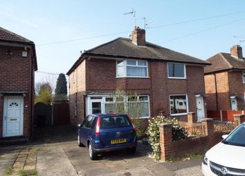 Thumbnail 3 bed semi-detached house for sale in Hemlock Avenue, Stapleford, Nottingham