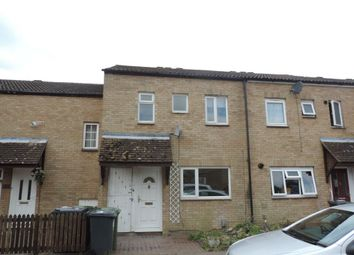 Thumbnail 3 bedroom terraced house to rent in Bringhurst, Orton Goldhay, Peterborough.
