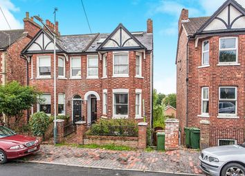 Thumbnail 4 bed semi-detached house for sale in Holmewood Road, Tunbridge Wells