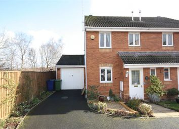 Thumbnail 3 bed semi-detached house to rent in Lower Birches Way, Rugeley