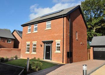 "Thumbnail 3 bed detached house for sale in ""The Burgess"" at Peter Lane, Dalston Road, Carlisle"