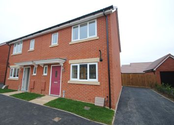 Thumbnail 2 bed semi-detached house for sale in Plot 143, Cleeve View, Bishops Cleeve