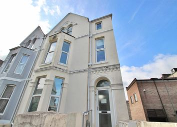 Thumbnail 4 bed end terrace house for sale in Connaught Avenue, Mutley, Plymouth, Devon
