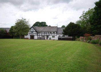 Thumbnail 4 bed detached house for sale in Stoke Lacy, Bromyard