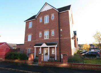 Thumbnail 4 bedroom town house to rent in Welman Way, Altrincham