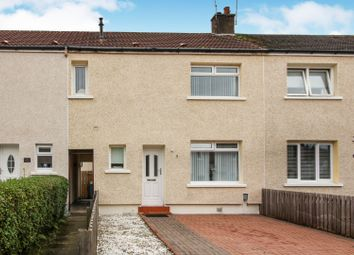 Thumbnail 2 bedroom terraced house for sale in Wyvis Place, Glasgow