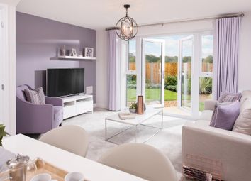 "Thumbnail 3 bed end terrace house for sale in ""Norbury"" at Beech Croft, Barlby, Selby"