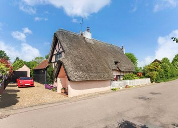 Thumbnail 3 bed detached house for sale in Cheddington Lane, Long Marston, Tring