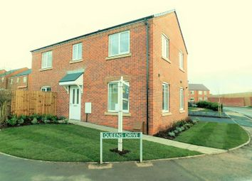 Thumbnail 4 bed detached house for sale in Queens Drive, Hixon, Stafford