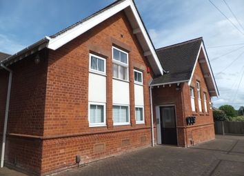 Thumbnail 1 bed flat to rent in Wilbury Mews, Rugeley