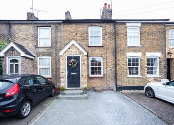 Thumbnail 2 bed terraced house for sale in Cromwell Road, Warley, Brentwood