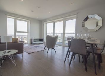 Thumbnail 3 bedroom flat to rent in Cassia Point, Glasshouse Gardens, Stratford