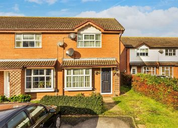 Thumbnail 2 bed end terrace house for sale in Thorneycroft Close, Walton-On-Thames, Surrey