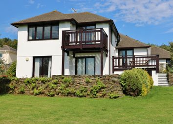 Thumbnail 4 bed detached house for sale in Bowood Park, Camelford