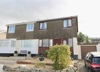 Thumbnail 3 bed semi-detached house for sale in Carey Park, Helston