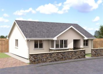 Thumbnail 2 bed detached bungalow for sale in Halt Road, St. Newlyn East, Newquay