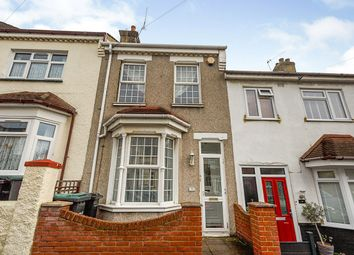 Thumbnail 3 bed terraced house for sale in Dudley Road, Northfleet, Gravesend, Kent
