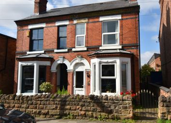 Thumbnail 3 bed semi-detached house for sale in Marlborough Road, Beeston