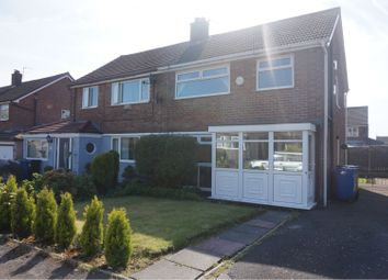 3 bed semi-detached house for sale in Northlands, Radcliffe, Manchester M26