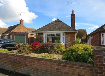 Thumbnail 2 bedroom detached bungalow for sale in Warwick Road, Peterborough