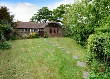 Thumbnail Detached bungalow for sale in Middleton Business Park, Yapton Road, Middleton-On-Sea, Bognor Regis
