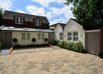 Thumbnail 2 bed semi-detached house for sale in Wharf Road, Guildford