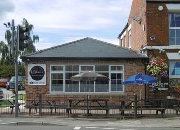 Thumbnail Restaurant/cafe for sale in Gloria's Italian Restaurant, 78 Sheffield Road, Chesterfield, Derbyshire