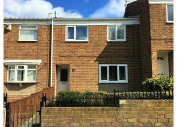 Thumbnail 3 bed terraced house for sale in Raby Road, Hartlepool