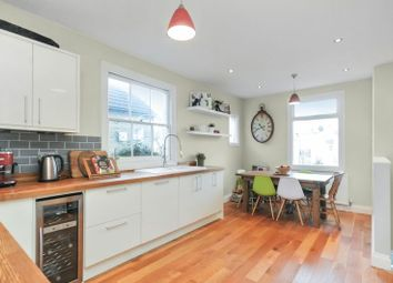 Thumbnail 3 bedroom flat for sale in Renmuir Street, London