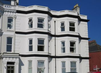 Thumbnail 5 bedroom end terrace house for sale in Exmouth Road, Plymouth