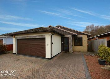 Thumbnail 3 bed detached bungalow for sale in Bracken Road, Ferndown, Dorset