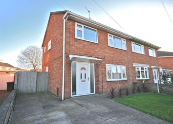 Thumbnail 3 bedroom semi-detached house for sale in Bagley Drive, Wellington, Telford