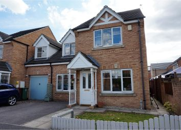 Thumbnail 3 bed semi-detached house for sale in Gleneagles Court, Normanton