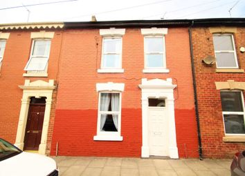 Thumbnail 3 bedroom terraced house for sale in Northcote Road, Preston
