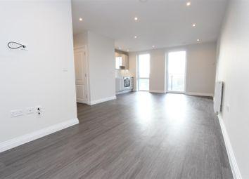 Thumbnail Studio to rent in Panorama Apartments, Harefield Road, Uxbridge